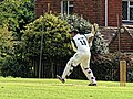 Nuthurst CC v. The Royal Challengers CC at Mannings Heath, West Sussex, England 03.jpg