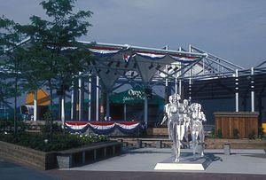 Expo 86 - Oregon's pavilion