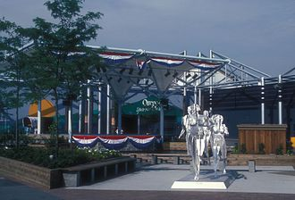 Expo 86 - Oregon's pavilion
