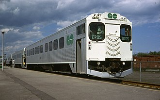 Hawker Siddeley Canada - GO Transit DMU