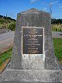 Obelisk marking last spike in New Zealand's main trunk line.jpg