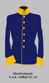 Oberleutnant im k.u.k. InfRgt 27.png