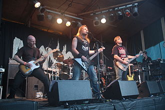 Dead Head - Dead Head at Occultfest 2010