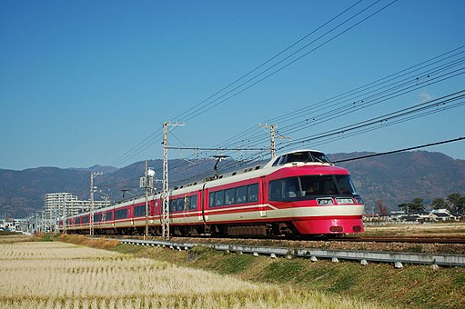 Odakyu Erectric Railway 7000renewal