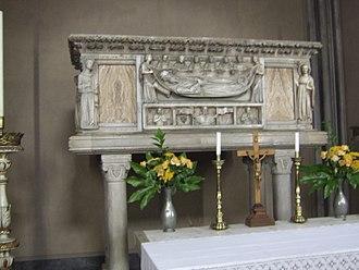 Odoric of Pordenone - Odoric's tomb in Udine