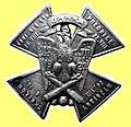 Odznaka 205 Ochotniczego Pułku Piechoty 1920.jpg