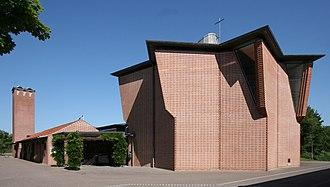 Ølby - Ølby church