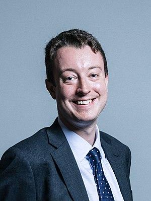 Simon Clarke (politician) - Image: Official portrait of Mr Simon Clarke crop 2