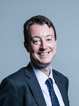 Simon Clarke (politician) - Image: Official portrait of Mr Simon Clarke crop 2