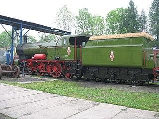 kkStB Class 429 class of 283 Austrian 2-6-2 locomotives