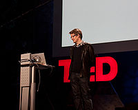 Olafur Eliasson speaking at TED in 2009.jpg