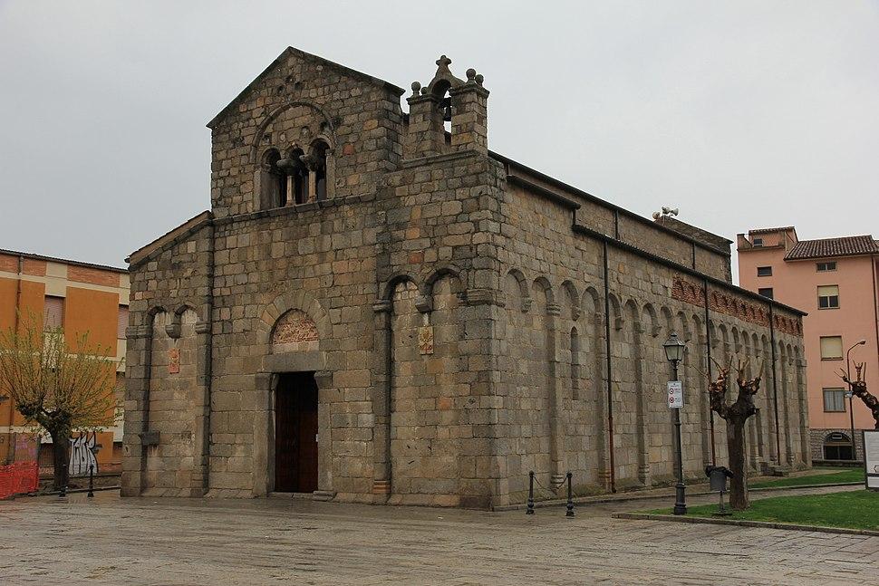Olbia - Basilica di San Simplicio (02)