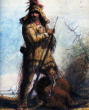 Mountain man - Wikipedia