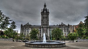 Erie County and City Hall