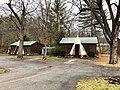 Old Mac's Indian Village Teepees, Cherokee, NC (32767269718).jpg
