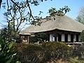 Old Main House of the Ando Family (旧安藤家住宅主屋) in Jidayubori Park's Old Farmhouse Garden (次大夫堀公園民家園) - panoramio.jpg