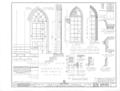 Old Masonic Hall, Monroe and East Hobbs Streets, Athens, Limestone County, AL HABS ALA,42-ATH,3- (sheet 4 of 4).png