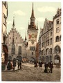 Old Town Hall, Munich, Bavaria, Germany-LCCN2002696151.tif