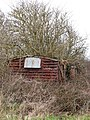 Old shed sprouting trees - geograph.org.uk - 1106939.jpg