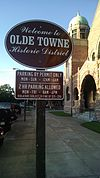 Portsmouth Olde Towne Historic District