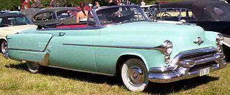 Oldsmobile 98 - 1953 Oldsmobile 98 convertible