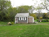 One Room Schoolhouse, Mashpee MA.jpg