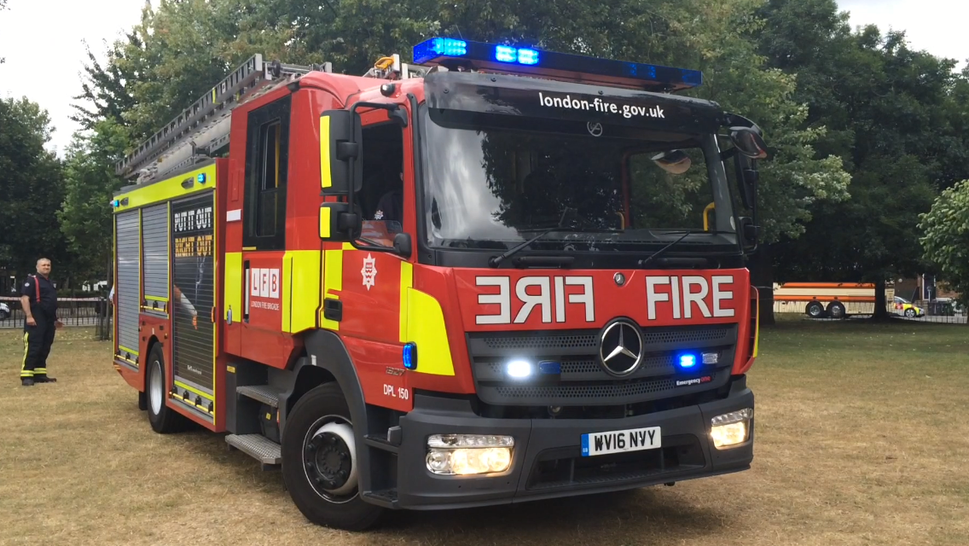 One of the LFB%27s New Appliances