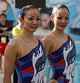 Open Make Up For Ever 2013 - Jiang Tingting - Jiang Wenwen - 22.jpg