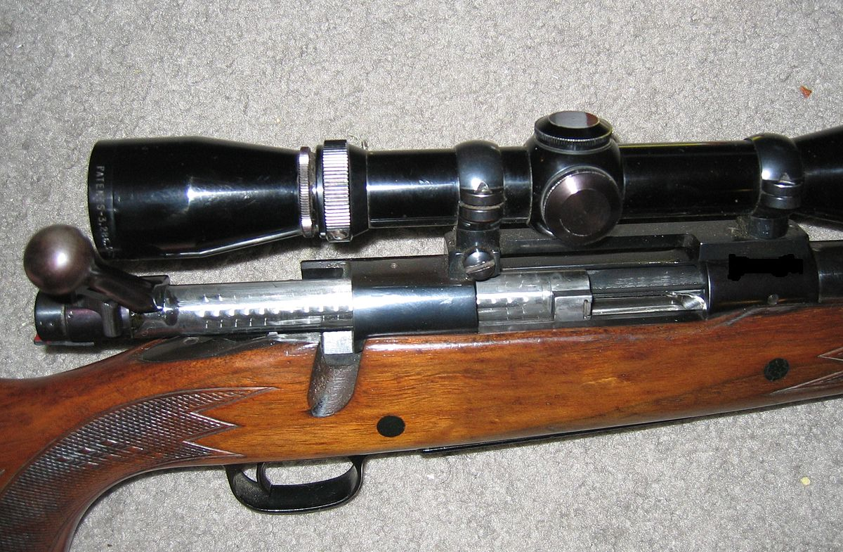 Bolt action - Wikipedia