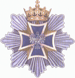 Order of the Military Cross - The star of the Order of the Military Cross