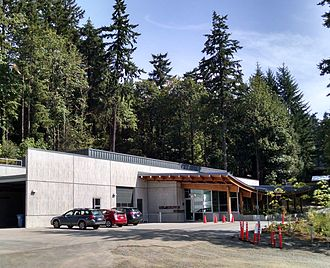 Oregon Zoo - Veterinary Medical Center completed in 2014