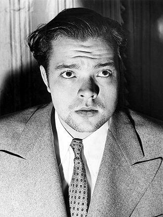 The Shadow (1994 film) - Image: Orson Welles Billboard
