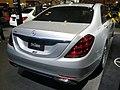 Osaka Motor Show 2019 (289) - Mercedes-Benz S 560 long Chauffeured Limited (V222).jpg