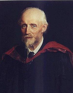Osborne Reynolds - Osborne Reynolds in 1903