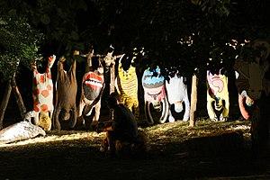 Osheaga Festival - Parc Jean-Drapeau during Osheaga 2010.