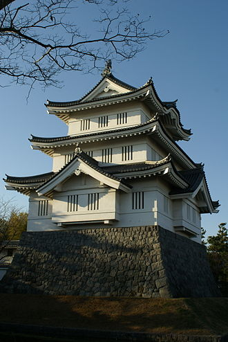 Siege of Oshi - Oshi Castle