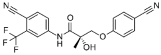 Selective androgen receptor modulator - Image: Ostarine