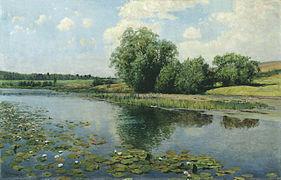 La rivière à midi, 1892