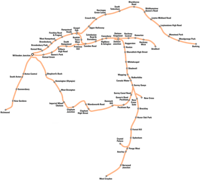 London Overground Wikiwand