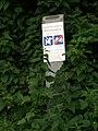 Overijse Koningsberg bord aan JLambeauxlaan - 243572 - onroerenderfgoed.jpg