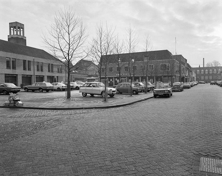 File:Overzicht Kerkstraat - Grave - 20083595 - RCE.jpg