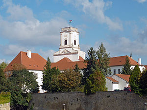 Győr - Image: Püspökvár (4258. számú műemlék) 5