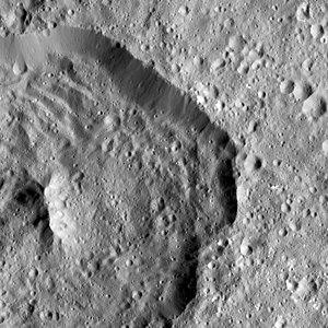 Achita (crater) - Achita Crater