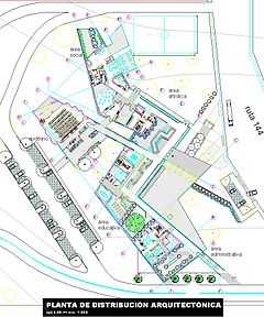 Site Plan Wikipedia The Free Encyclopedia