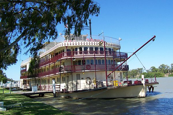 3 night murray river cruise captain cook cruises - HD 2032×1354