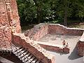 Pałac Hatzfeldów, ruina po rewitalizacji w Żmigrodzie -5.jpg