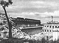 Pałac Pod Blachą po wojnie.jpg
