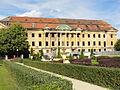 Pałac Promnitzów, widok od frontu.JPG