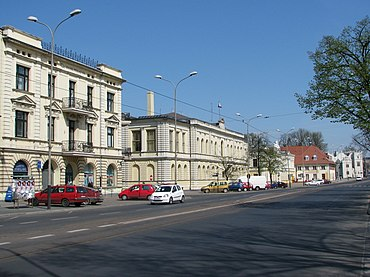 Pabianice centrum