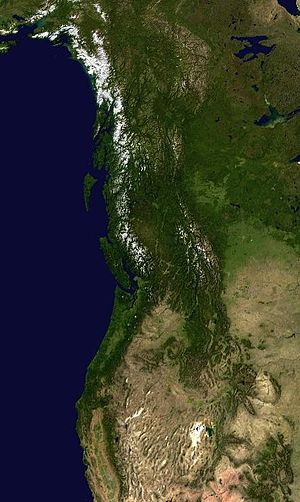 Northwestern United States
